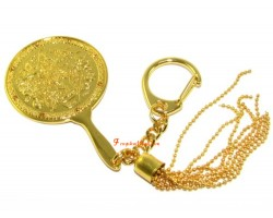 2/7 Hotu Mirror for Big Money Keychain