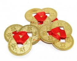 3 Gold Coins (Set of 3)