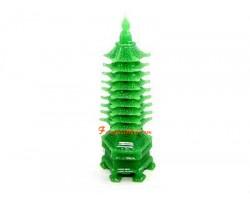 9 Level Green Wen Chang Pagoda