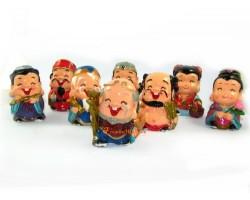 Adorable Eight Immortals Set
