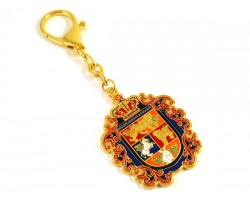 Annual Crest Amulet 2018 Keychain
