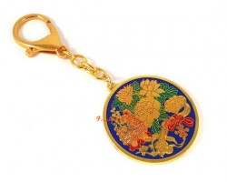 Annual Spring Amulet 2017 Feng Shui Keychain