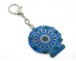 Anti-Burglary Amulet Keychain