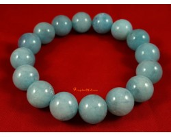 Aquamarine Crystal Bracelet (Top Grade)