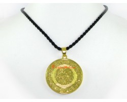 Attracting Big Money Talisman Pendant
