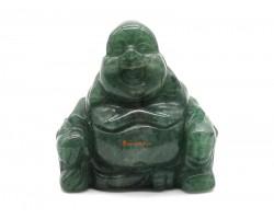 Aventurine Laughing Buddha Statue (S)