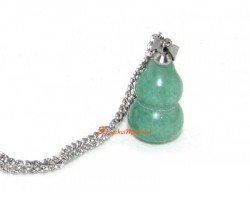 Aventurine Hu Lu  Pendant for Health Luck