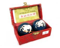 Baoding Elephant Iron Health Balls