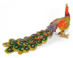 Bejewelled WishFulfilling Peacock