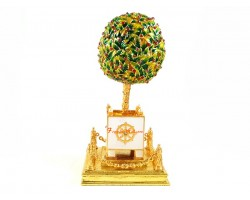 Bejeweled Wish-Granting Tree