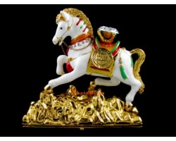 Bejewelled Wish Fulfilling Wind Horse