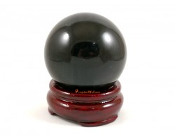 Black Obsidian Crystal Ball