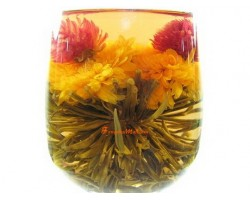 Blooming Flower Tea - Good Things Come in A Pair (7 pieces)