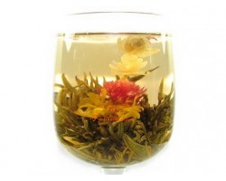 Blooming Flower Tea - Sky Full of Immortality Peaches (7 pieces)