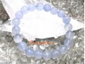 Blue Chaldedony Quartz Bracelet