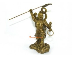 Brass Nazha Statue - Marshal of the Central Altar