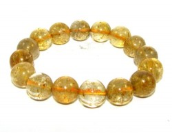 Citrine Bracelet to Attract Wealth