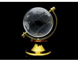 Clear Crystal Globe (s)