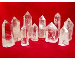 Clear Quartz Crystal Point