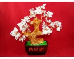 Clear Quartz Feng Shui Crystal Tree