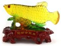 Colorful Liuli Arowana for Wealth (L)