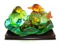 Liu Li Feng Shui Mandarin Ducks