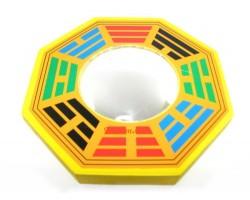6 Inch Convex Bagua Mirror