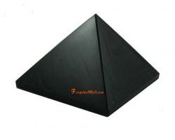 Crystal Pyramid - Obsidian