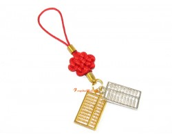 Double Abacus Mobile Hanging