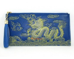 Dragon Wallet (Blue)