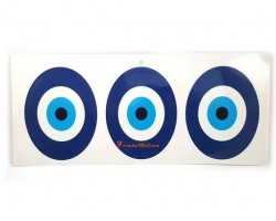 Evil Eye Sticker (2 pieces)