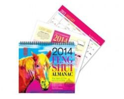2014 Feng Shui Almanac