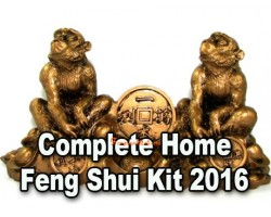 2016 Complete Home Feng Shui Kit