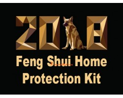 2018 Feng Shui Home Protection Kit