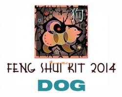 2014 Feng Shui Kit - Horoscope Dog
