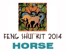 2014 Feng Shui Kit - Horoscope Horse