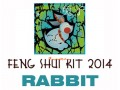 2014 Feng Shui Kit - Horoscope Rabbit