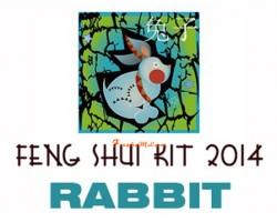 2014 Feng Shui Kit - Horoscope Rabbit