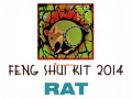 2014 Feng Shui Kit - Horoscope Rat