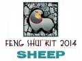 2014 Feng Shui Kit - Horoscope Sheep