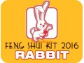 Feng Shui Kit 2016 for Rabbit