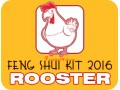 Feng Shui Kit 2016 for Rooster