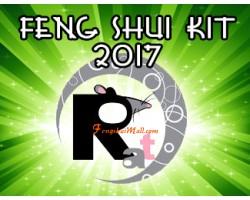 Feng Shui Kit 2017 for Rat