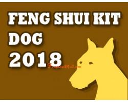 Feng Shui Kit 2018 for Dog