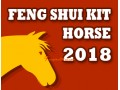 Feng Shui Kit 2018 for Horse