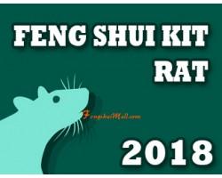 Feng Shui Kit 2018 for Rat