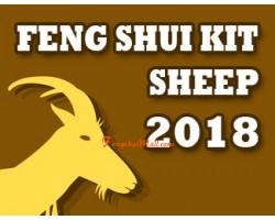 Feng Shui Kit 2018 for Sheep
