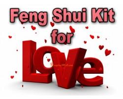Feng Shui Kit for Love Luck