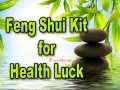 Feng Shui Kit for Health Luck