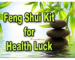 Feng Shui Kit for Health Luck